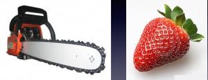 Strawberry Chainsaw 2.001